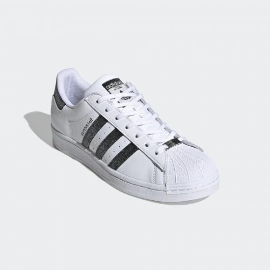 Adidas Superstar Shoes With Swarovski® Crystals