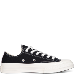 Converse Chuck Taylor All Star 70 Low Top Black Sneakers