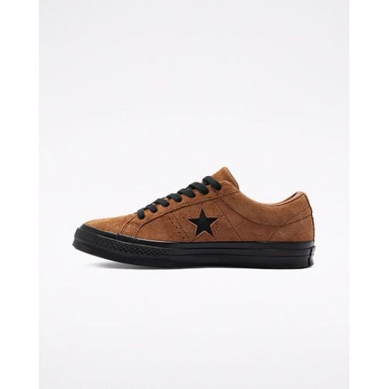 Converse One Star Vintage Suede Shoe